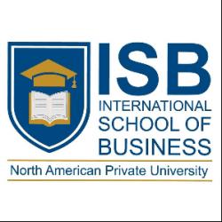 ISB, INTERNATIONAL SCHOOL OF BUSINESS Ween.tn