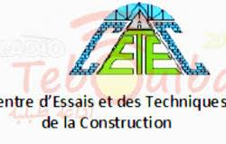 CETEC, CENTRE D'ESSAIS ET DES TECHNIQUES DE LA CONSTRUCTION Ween.tn