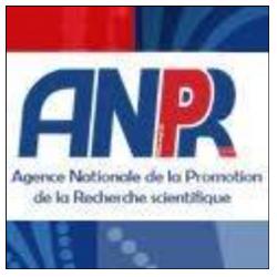 ANPR, AGENCE NATIONALE DE PROMOTION DE LA RECHERCHE SCIENTIFIQUE Ween.tn