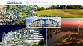 ALLIANCE GROUPE IMMOBILIER Ween.tn