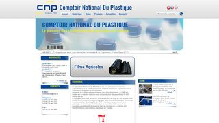 CNP, COMPTOIR NATIONAL DU PLASTIQUE Ween.tn